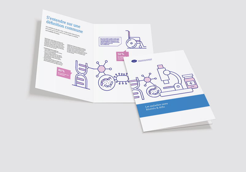 Nouvelle brochure sur les maladies rares